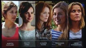 2015 Best Actress Nominee